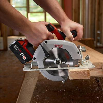 Milwaukee Reconditioned Cordless Circular - Only 6 1/2in
