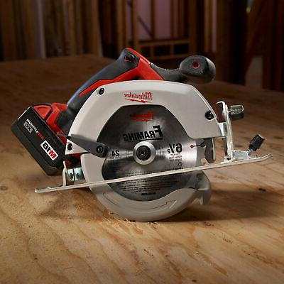 Milwaukee Cordless Circular Saw Only 1/2in 2630-80
