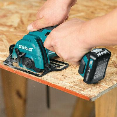 Makita 12-Volt 3-3/8-Inch Max Lithium-Ion Circular Saw