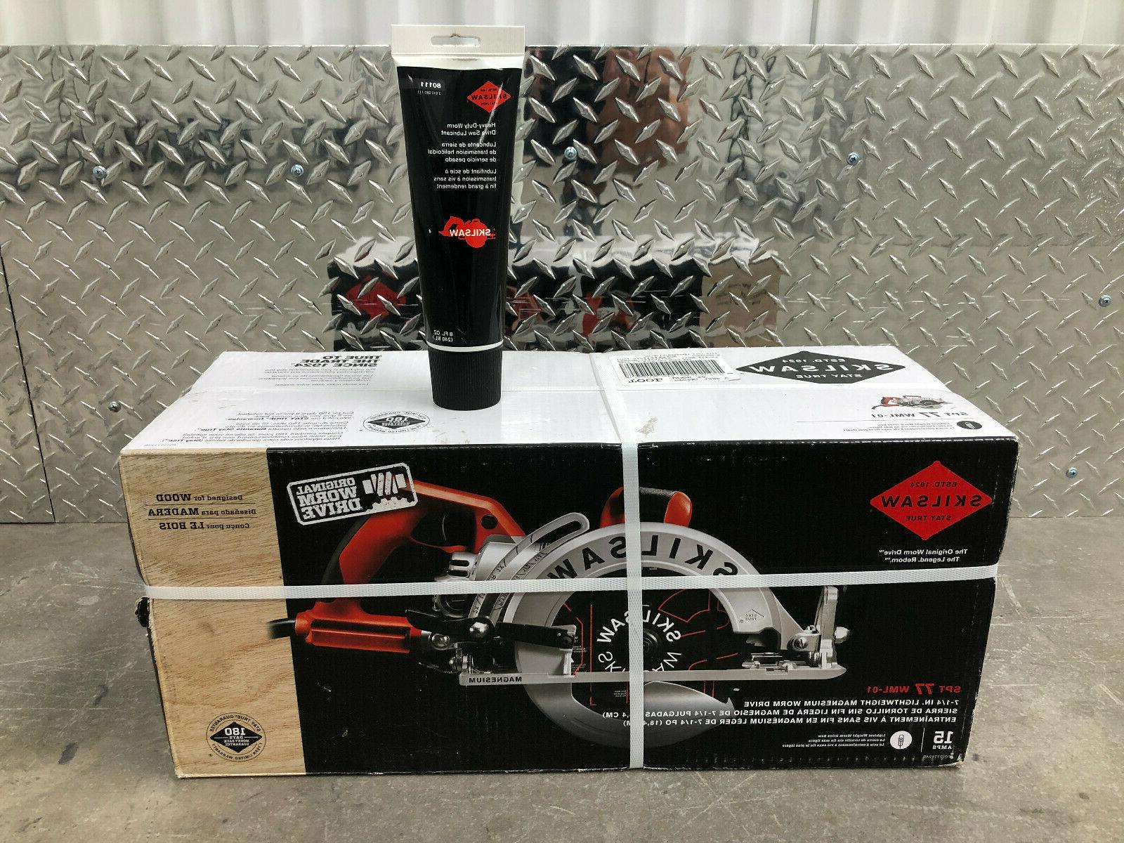 Skilsaw Saw 1/4-in. Oil BRAND