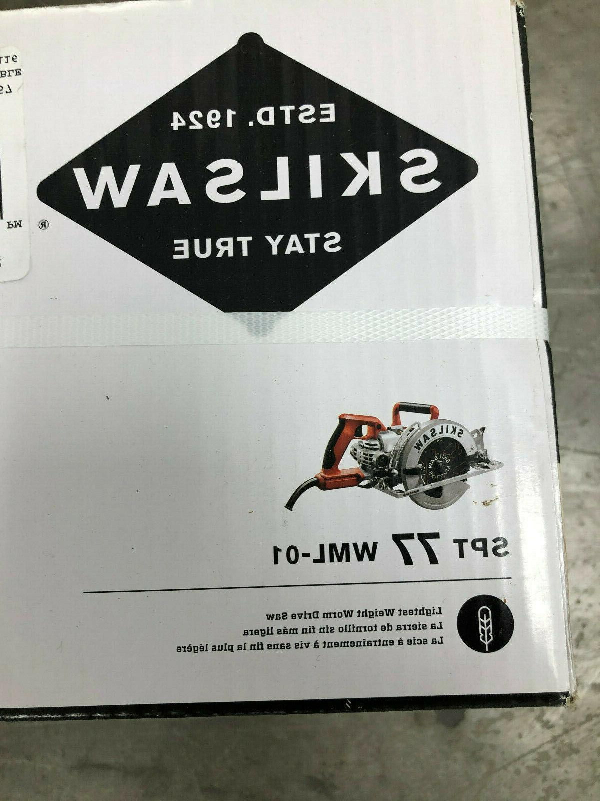 Skilsaw SPT77WML-01 Saw 7 1/4-in. Oil