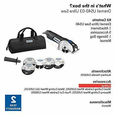 Ultra Saw with Accessories Fast