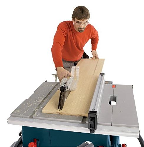 Bosch Power 4100-10 - Inch with Portable Small Table - Outstanding Capacity, Capability - Ideal Cutting, Builders