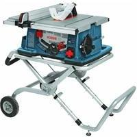 Bosch 10-Inch Worksite Table Saw 4100-09 with Gravity-Rise W
