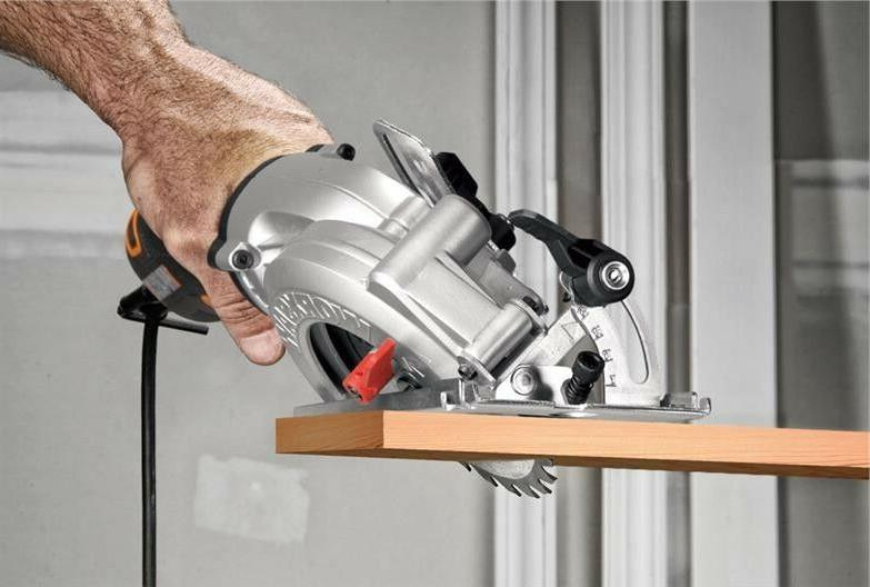 "WORX WX429L WORXSAW 4-1/2"" Corded Compact"