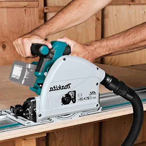 """Makita 18V LXT Lithium-Ion Brushless 6-1/2"""" with Only"""