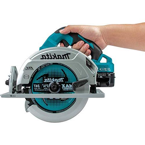"""Makita LXT 7-1/4"""" Saw with Batteries"""