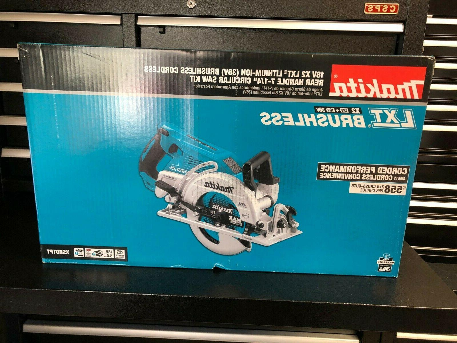 Makita LXT 36V Brushless Handle Saw