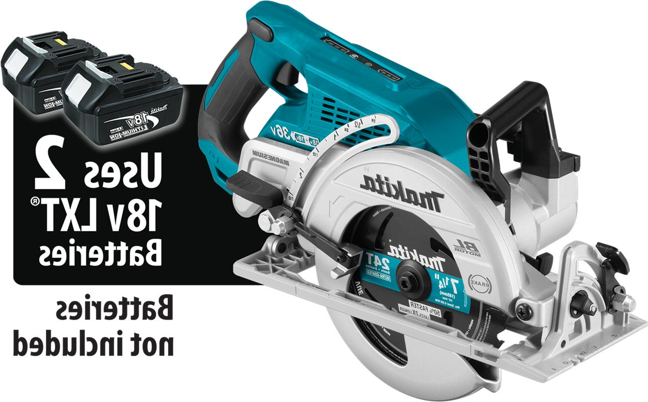 "Makita XSR01Z Cordless Rear Handle 7-1/4"" Circular Saw"