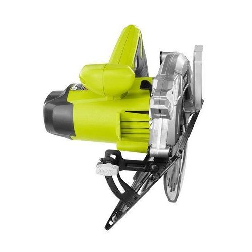 Ryobi 7-1/4 in. Saw with Laser