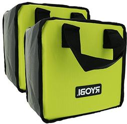 Ryobi Lime Green Genuine OEM Tool Tote Bag