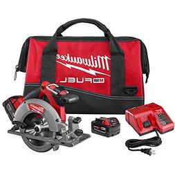 Milwaukee 2730-22 M18 Fuel 6 1/2 Circ Saw 2 Bat Kit