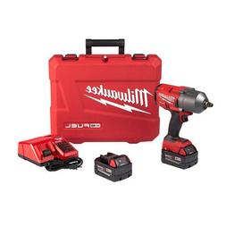 "Milwaukee M18 FUEL High Torque ½"" Impact Wrench Gen II 5."