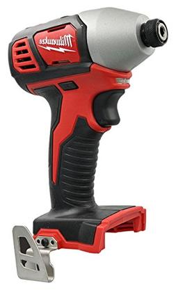 Milwaukee 2656-20 M18 18V 1/4 Inch Lithium Ion Hex Impact Dr