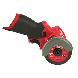 "Milwaukee 2522-20  M12 12V Fuel 3"" Compact Cut Off Circular"