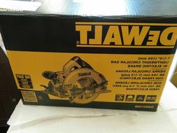 "⭐NEW⭐ DEWALT 15 AMP 7-1/4"" LIGHTWEIGHT CIRCULAR SAW DWE5"