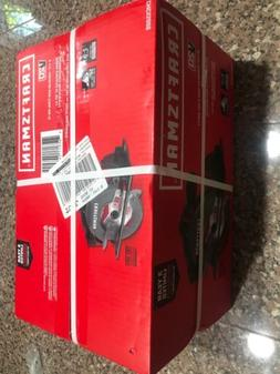 NEW! CRAFTSMAN 20V Max 6-1/2-in Cordless Circular Saw with B