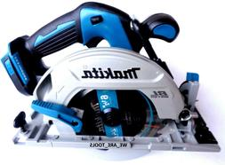 "New Makita 18V XSH03 Cordless Brushless 6 1/2"" Circular Saw"