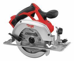 """New Milwaukee M18 18 Volt 6 1/2"""" Circular Saw With Blade And"""