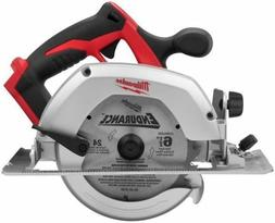 """New Milwaukee M18 18 Volt Lithium Ion 6 1/2"""" Circular Saw To"""