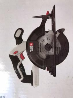 "New Porter Cable PCC660 20V Max Li-Ion Cordless 6-1/2"" Circu"