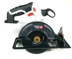 """NEW Porter Cable PCC661 20V 5-1/2"""" Lithium Ion Circular Saw"""