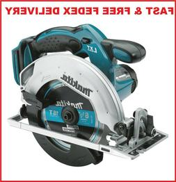 "New Makita XSS02 Cordless 6 1/2"" Battery Circular Saw 18 Vol"