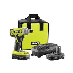 Ryobi P881 18v One+ Lithium-ion Impact Driver Kit