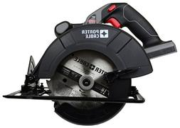PORTER-CABLE PC186CS 18V CORDLESS 6-1/2-Inch CIRCULAR SAW BA