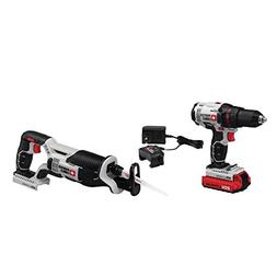 STANLEY BLACK DECKER PCCK603L2 20V Max Cordless Lithium Ion