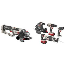 Porter-Cable PCCK614L4 20V Max Lithium Ion 4-Tool Combo Kit