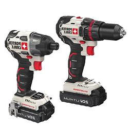 Porter-Cable PCCK618L2 20V MAX Cordless Lithium-Ion Brushles