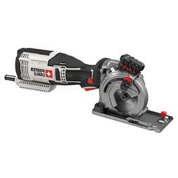 """Porter-Cable PCE380KR 5.5 Amp 3-1/2"""" Multi Material Saw Kit"""