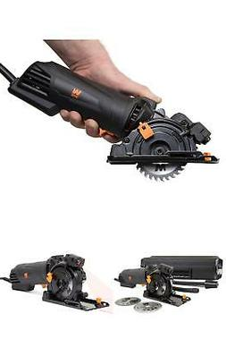 Power Tools Hand Tool Plunge Cut Compact Circular Saw with L