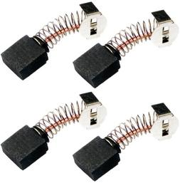 Ridgid R2900 Router 4 Pack Carbon Brush & Spring Assembly #