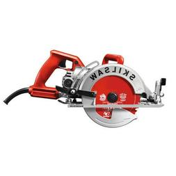 Skil SPT77WM-RT 7-1/4 in. Magnesium Worm Drive Circular Saw