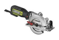 """Rockwell RK3441K 4-1/2"""" Compact Circular Saw with Dust Por"""