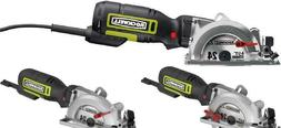 """Rk3441K 4-1/2"""" Compact Circular Saw, 5 Amps, 3500 Rpm With"""