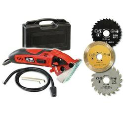 rotorazer compact circular saw set diy projects
