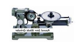 Round Saw Blade Grinder Mill sharpener for Wood table