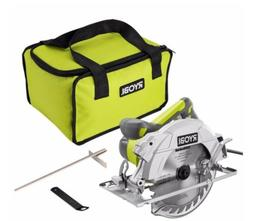 RYOBI15 AmpCorded 7-1/4 in Circular Saw with EXACTLINE Laser