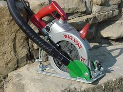 Saw Muzzle, for WormDrive Skil and Bosch Saws