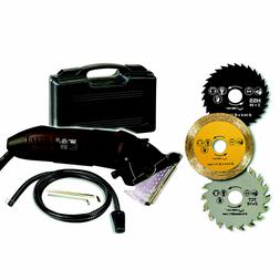 Rotorazer Saw RZ100 All in One Circular Saw With Case