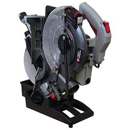 PORTER-CABLE 10-in 15-Amp Single Bevel Laser Folding Compoun