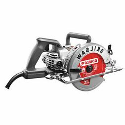 Skil SPT77W-22 7-1/4 in. Aluminum Worm Drive Circular Saw wi