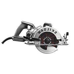 SKILSAW SPT77W-RT 7-1/4 in. Aluminum Worm Drive Circular Saw