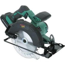 "Grizzly PRO T30293X - 20V 6-1/2"" Circular Saw Kit with Li-Io"
