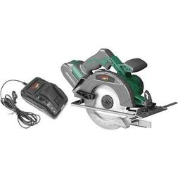 "Grizzly PRO T30293X1 - 20V 6-1/2"" Circular Saw Kit with Li-I"