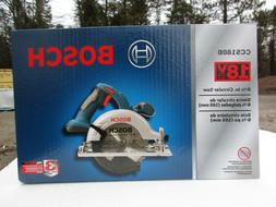 Tool Only, BOSCH CCS180B 18V Cordless Lithium-Ion 6-1/2 in.