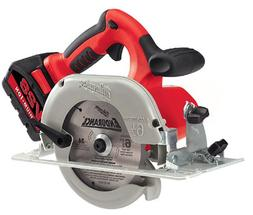 Milwaukee Elec Toold #0730-22 28V 6-1/2 Circular Saw